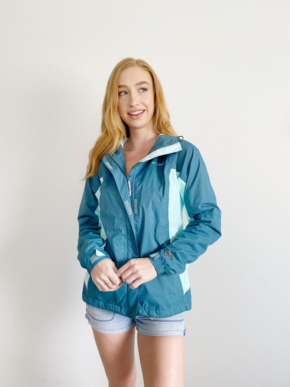 Columbia Sportswear Rain Jacket Medium