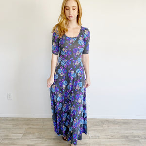 Lularoe Ana Dress Mumu Maxi NWT XS