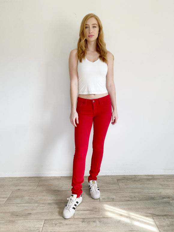 Anthropologie Pilcro and the Letterhead Stet Jeans 26