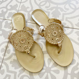 Jack Rogers Georgica Jelly Sandals Size 7