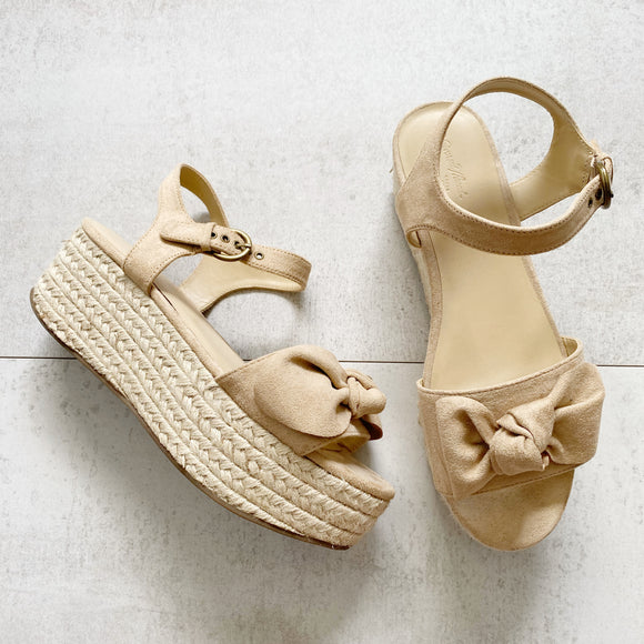 Universal Threads Summer Wedge Sandals 8.5