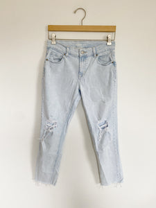 Old Navy The Boyfriend Jeans 0
