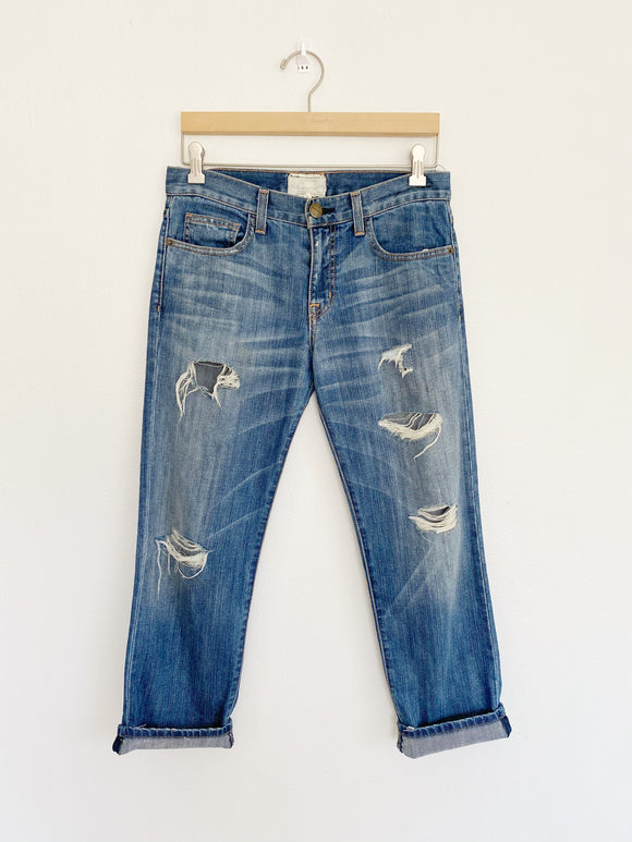 Current / Elliot Boyfriend Jeans