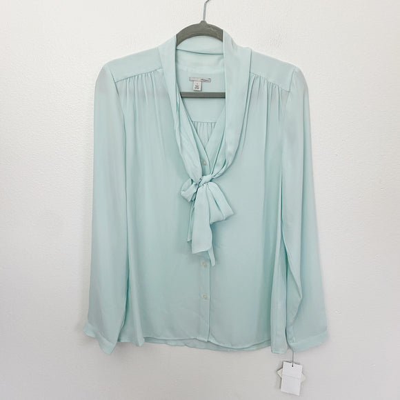 Halogen Work Blouse NWT Small