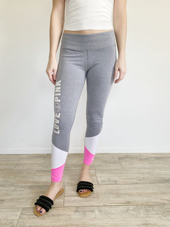 Victoria's Secret Pink Leggings Yoga Pants Small