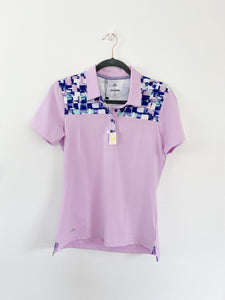 Adidas Golf Polo Collared Tee UFP 50 New Small