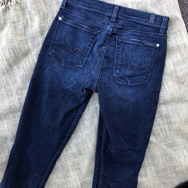 7 For All Mankind Gwenevere Jeans - 27