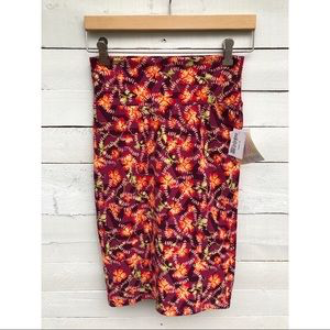 LuLaRoe Cassie Pencil Skirt - XS