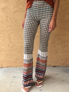 Boho Babe All The Way Pants - XS