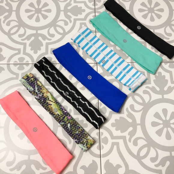 Lululemon Individual Headbands