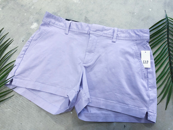 GAP City Shorts - Size 8