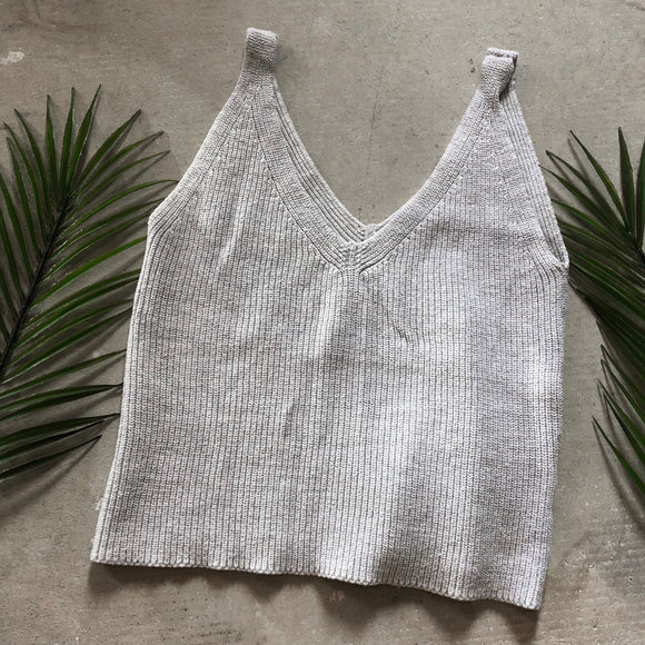 Little Sweater Tank - XS