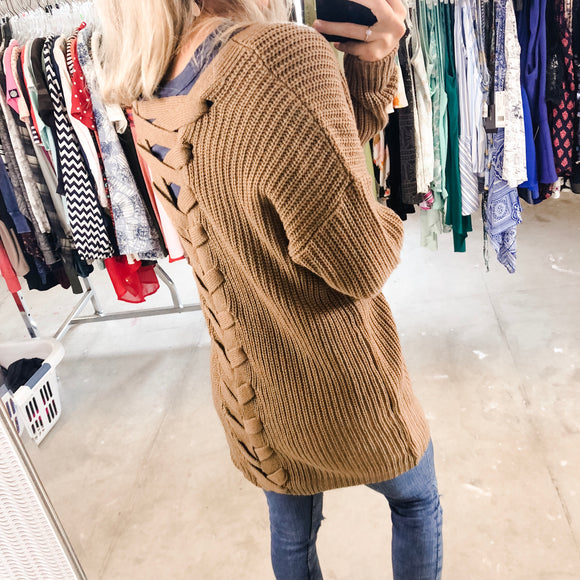 The Perfect Cardigan- Medium