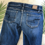 American Eagle Skinny Super Stretch Jeans - Size 0S