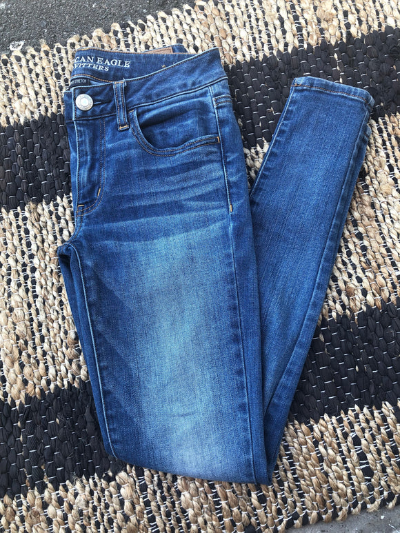 American Eagle Jeggings 2R