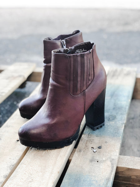 Booties - Size 8