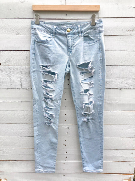 American Eagle Jeggings - 10S