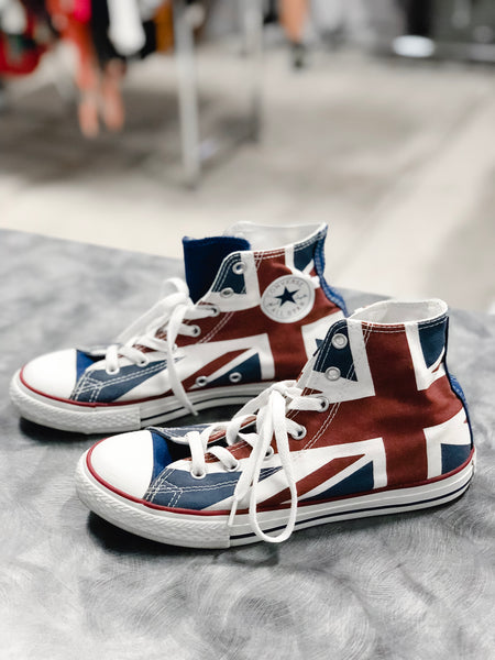 Converse Sneakers - 7
