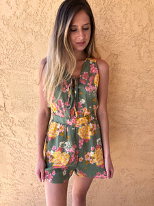 Little Floral Babe-XS