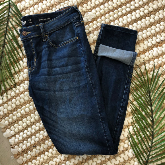Hollister Skinny Jeans - 9S