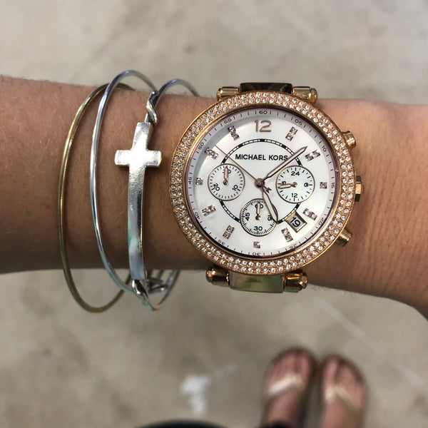 Michael Kors | Rose Gold Watch