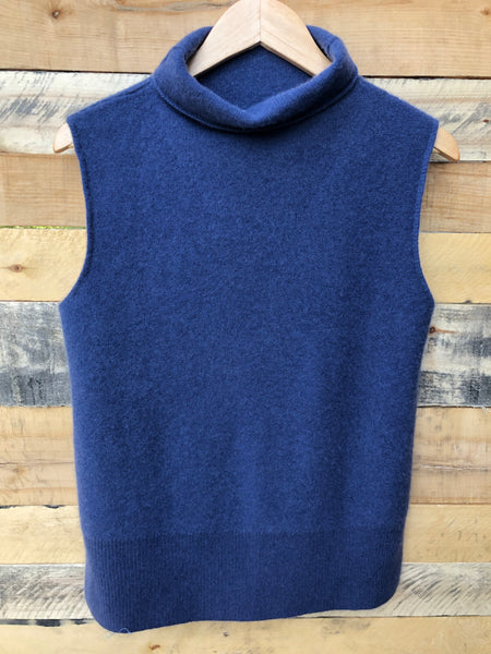 VINCE Sleeveless Sweater - S