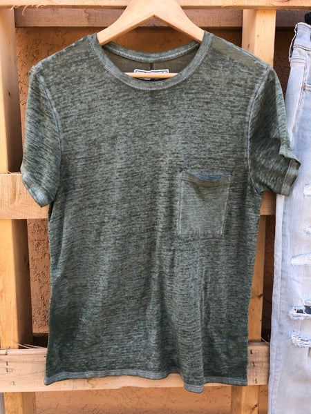 Soft & Basic Tee - Small