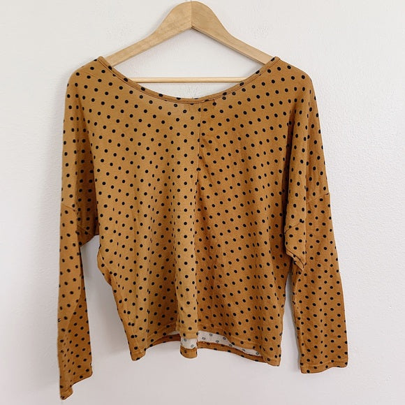 TEMP Polka Dot Top size XL