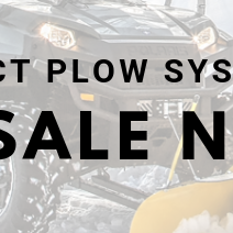 HFX Motorsports Fun Expert, Brett Vanderkooi knows what questions to ask to help you choose the right plow system for your ATV/UTV