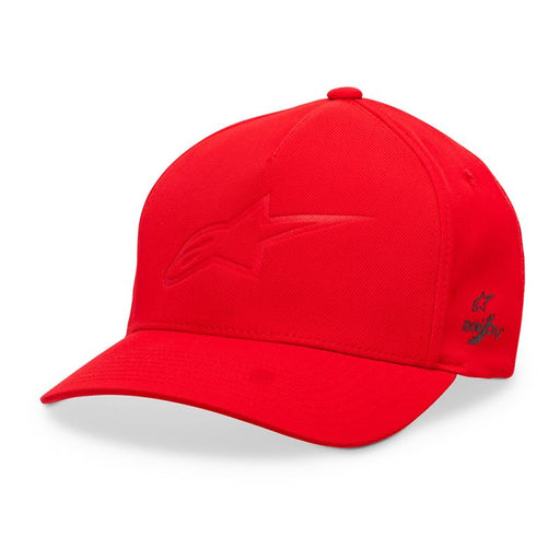 Alpinestars Ageless Deboss Tech Hat in Red