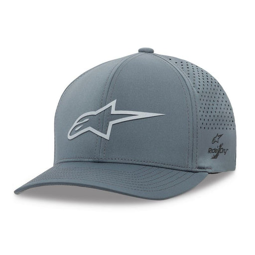 Alpinestars Ageless Lazer Tech Hat in Charcoal