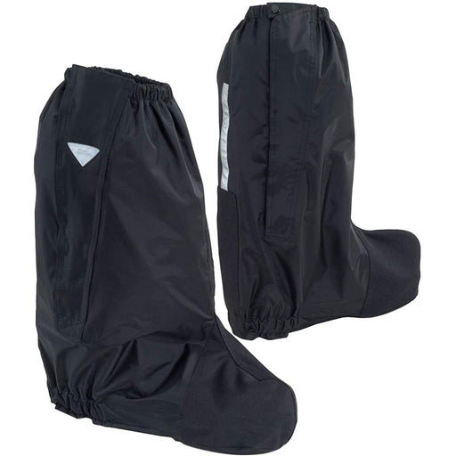 Deluxe Rain Boot Cover in Black