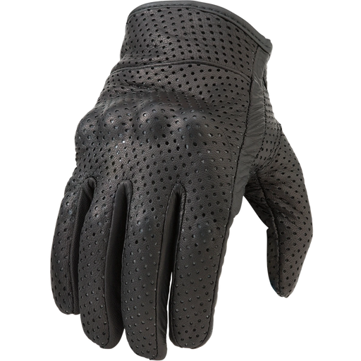 Z1R Men's 270 Leather Perforated Gloves
