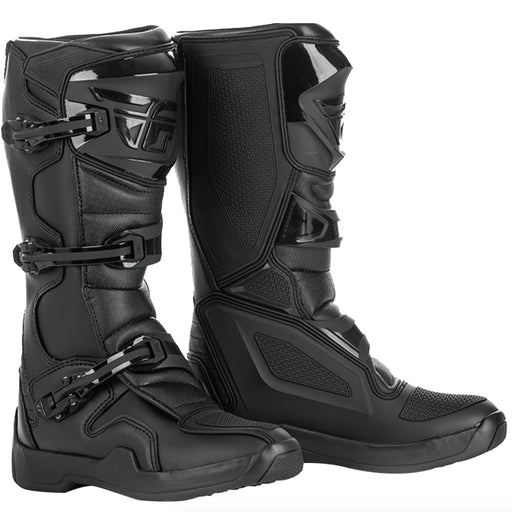 FLY RACING Maverick LT Boots in Black