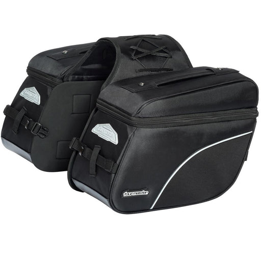 Nylon Cruiser IV Slant Saddlebags
