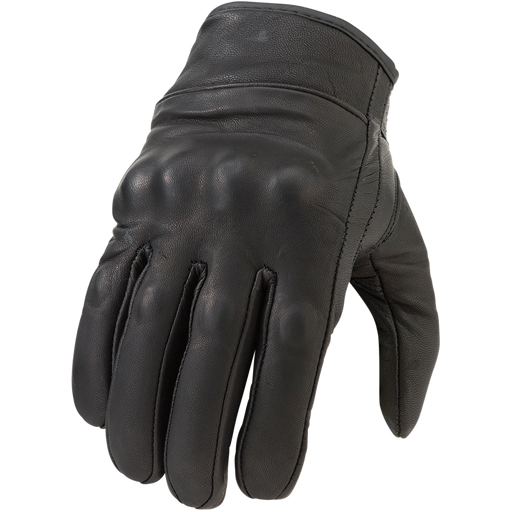 Z1R Men's 270 Leather Non-Perforated Gloves