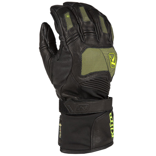 KLIM Badlands GTX Long Gloves in Sage