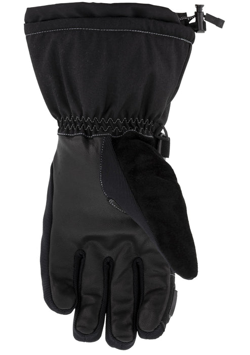 Excursion Pro Fish Gloves in Black - Back
