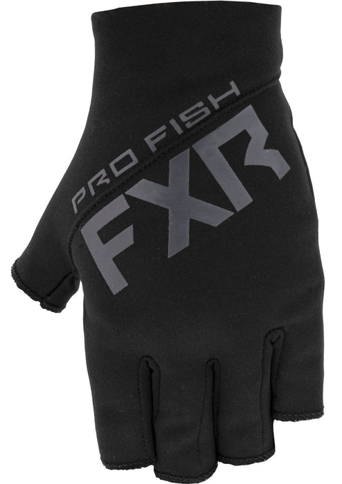 Excursion Pro Fish Gloves in Black
