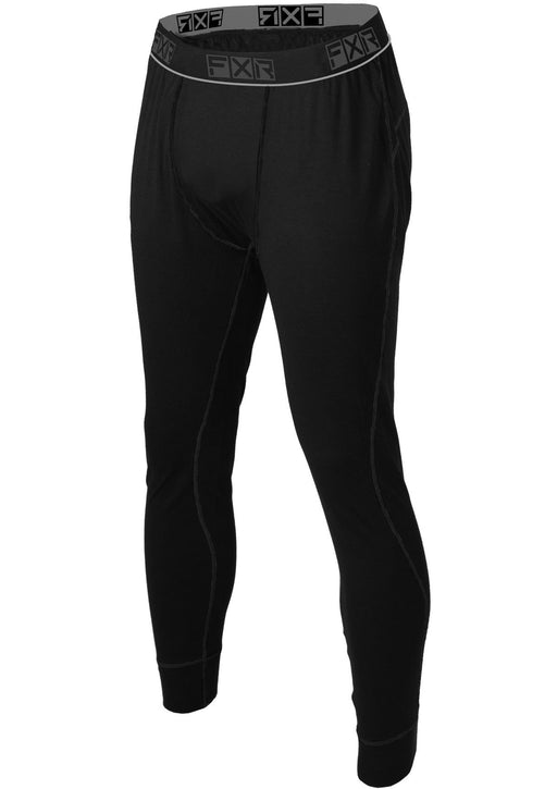 Vapour Merino Pants in Black