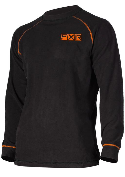 Pyro Thermal Longsleeve in Black/Orange