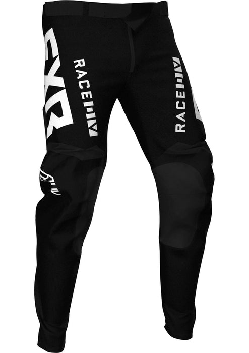 Podium Youth Pants in Black/White