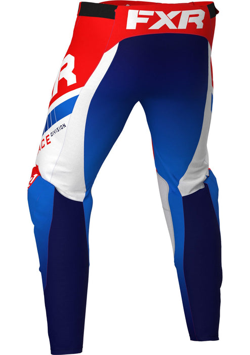 Revo Pants in Red/White/Blue - Back