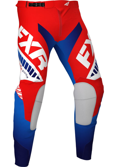 Revo Pants in Red/White/Blue - Front