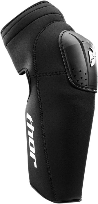 Thor Static Knee Guards in Black
