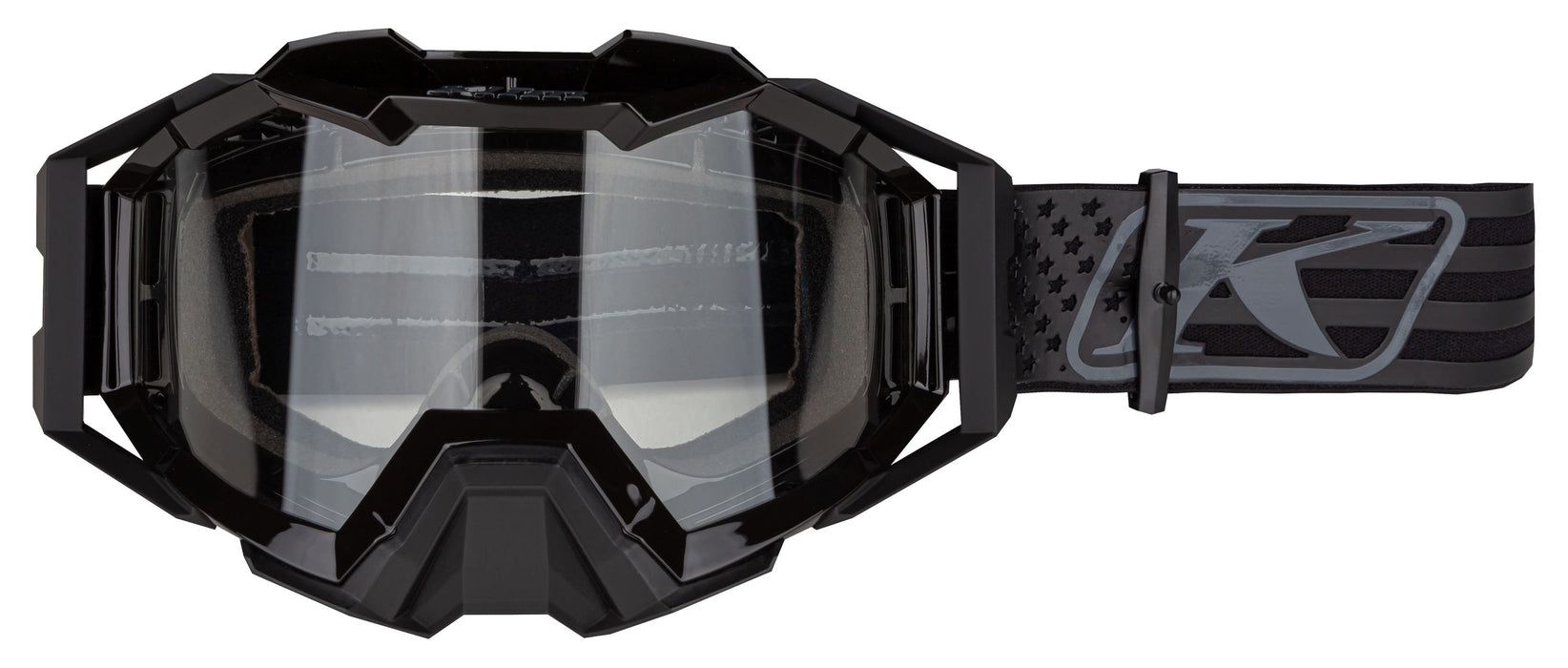 KLIM Viper Pro Ops Off-Road Googles - Ops Black with Photochromatic Clear to Smoke Lens