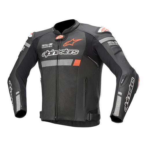 Alpinestars Missile Ignition Airflow Leather Jackets - Tech Air Compatible
