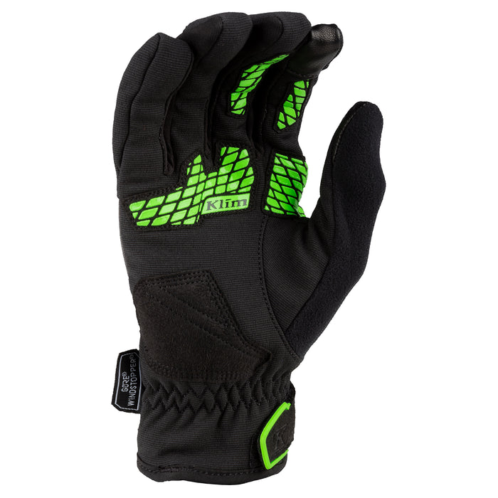 Inversion Gloves in Black-Electrik Gecko