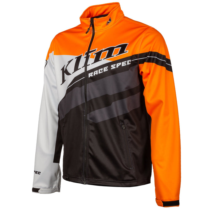 Klim Race Spec Youth Jacket in Strike Orange