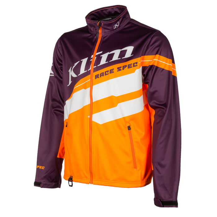 Klim Race Spec Youth Jacket in Deep Purple
